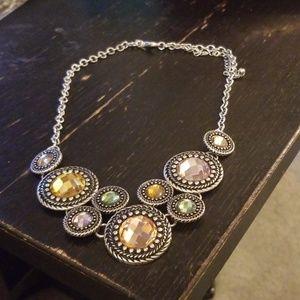 Premier design statement necklace